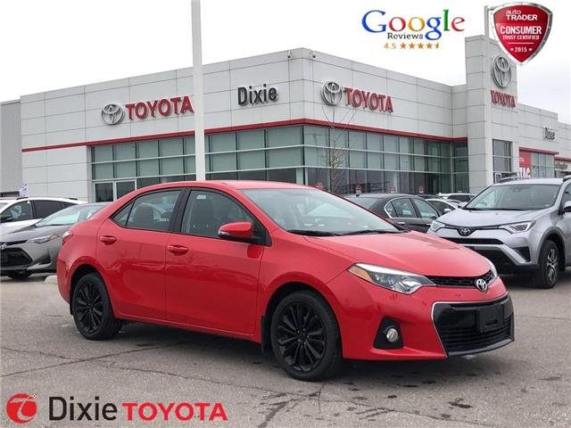 2015 Toyota Corolla  (Stk: D190828A) in Mississauga - Image 1 of 19