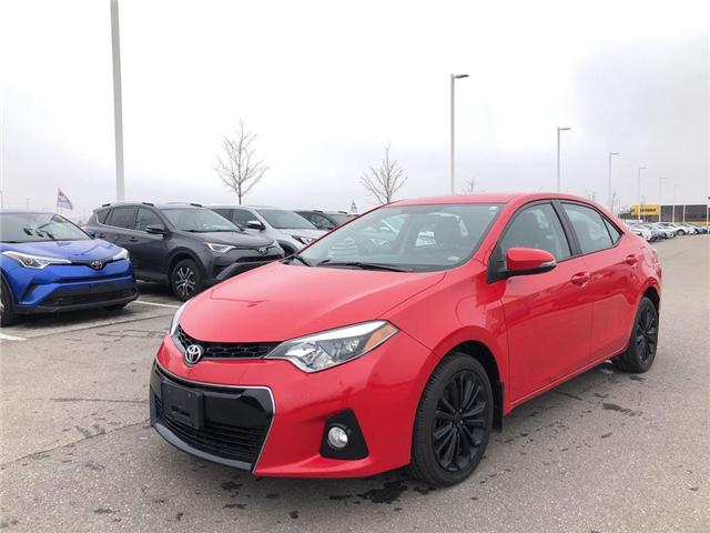 2015 Toyota Corolla  (Stk: D190828A) in Mississauga - Image 3 of 19