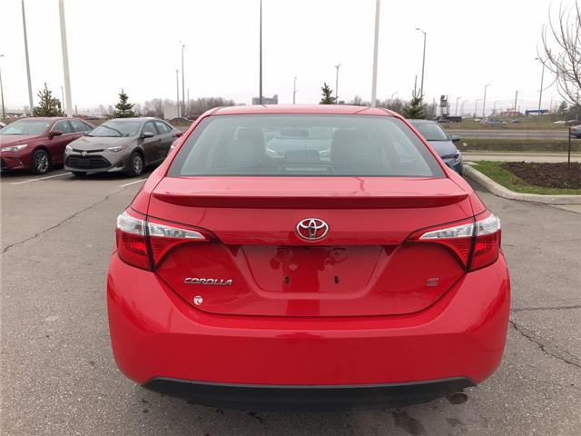 2015 Toyota Corolla  (Stk: D190828A) in Mississauga - Image 6 of 19