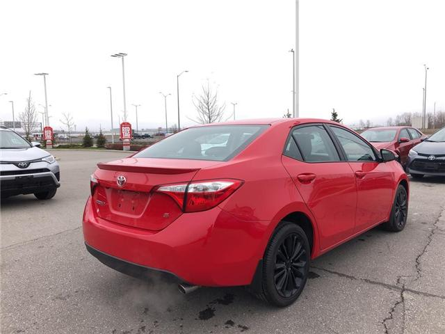2015 Toyota Corolla  (Stk: D190828A) in Mississauga - Image 7 of 19