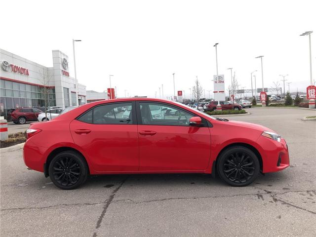 2015 Toyota Corolla  (Stk: D190828A) in Mississauga - Image 8 of 19