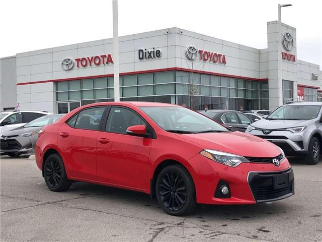 2015 Toyota Corolla  (Stk: D190828A) in Mississauga - Image 9 of 19