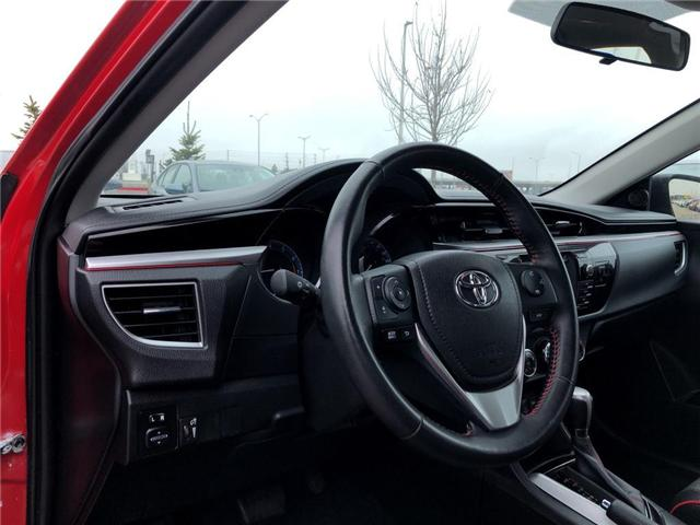 2015 Toyota Corolla  (Stk: D190828A) in Mississauga - Image 11 of 19