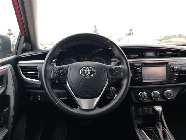 2015 Toyota Corolla  (Stk: D190828A) in Mississauga - Image 16 of 19