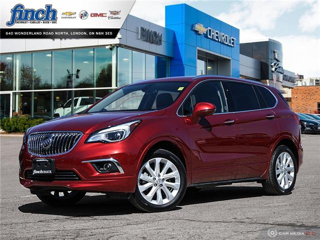 2018 Buick Envision Premium II (Stk: 145866) in London - Image 1 of 28