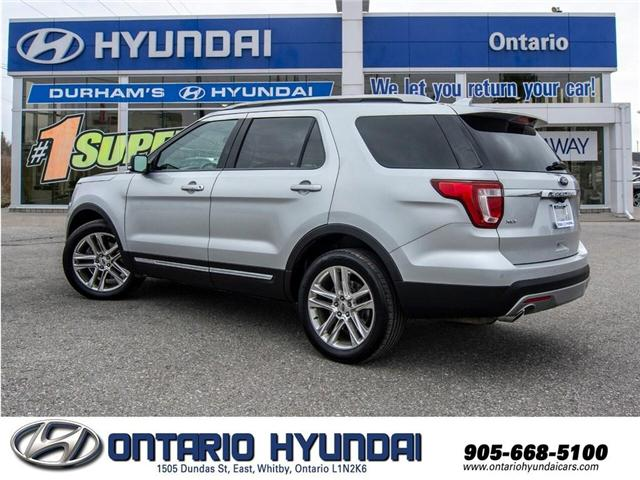 2016 Ford Explorer XLT (Stk: 07618k) in Whitby - Image 2 of 21