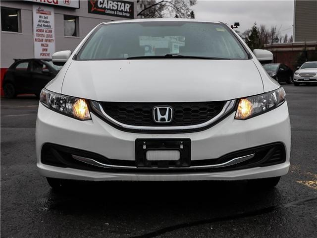 2015 Honda Civic LX (Stk: H7558-0) in Ottawa - Image 2 of 26