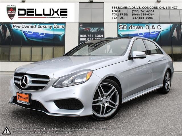 2015 Mercedes-Benz E-Class Base (Stk: D0568) in Concord - Image 1 of 22