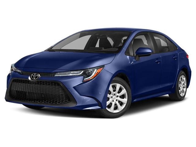 2020 Toyota Corolla LE (Stk: 200013) in Whitchurch-Stouffville - Image 1 of 9