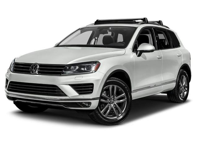 2016 Volkswagen Touareg  (Stk: V836) in Prince Albert - Image 1 of 10