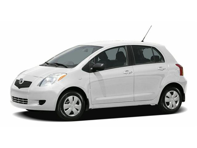 2007 Toyota Yaris LE (Stk: 079482) in Coquitlam - Image 1 of 2