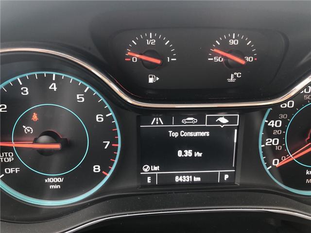 2017 Chevrolet Cruze Premier Auto (Stk: DF1598) in Sudbury - Image 11 of 17