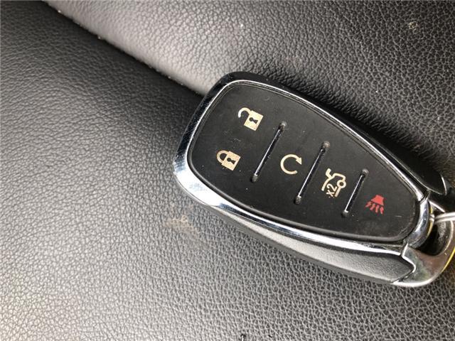 2017 Chevrolet Cruze Premier Auto (Stk: DF1598) in Sudbury - Image 12 of 17