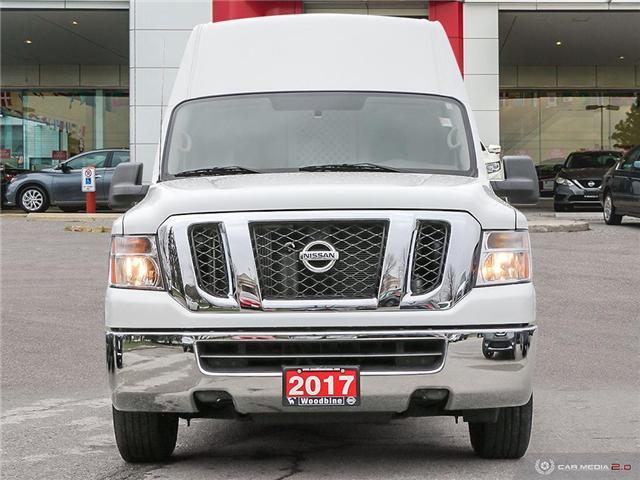2017 Nissan NV Cargo NV2500 HD SV V6 (Stk: P7312) in Etobicoke - Image 2 of 27