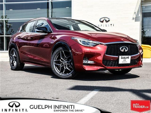 2018 Infiniti QX30  (Stk: I6622) in Guelph - Image 1 of 22