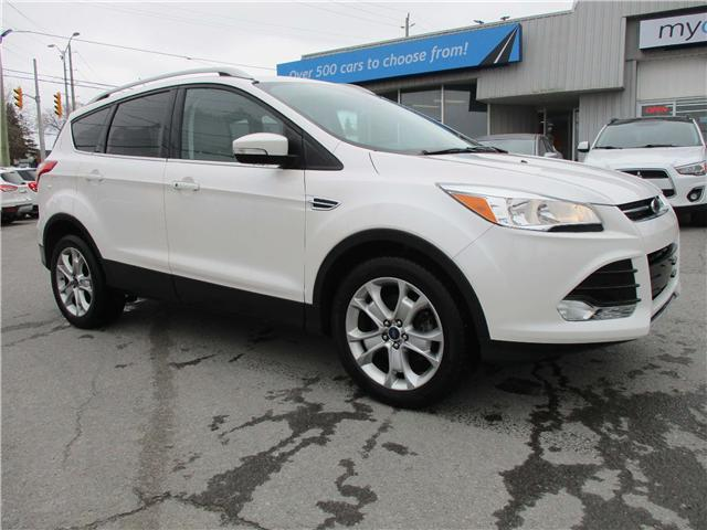 2016 Ford Escape Titanium (Stk: 190115) in Kingston - Image 1 of 15