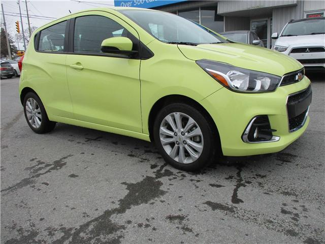 2017 Chevrolet Spark 1LT CVT (Stk: 182076) in Richmond - Image 1 of 14