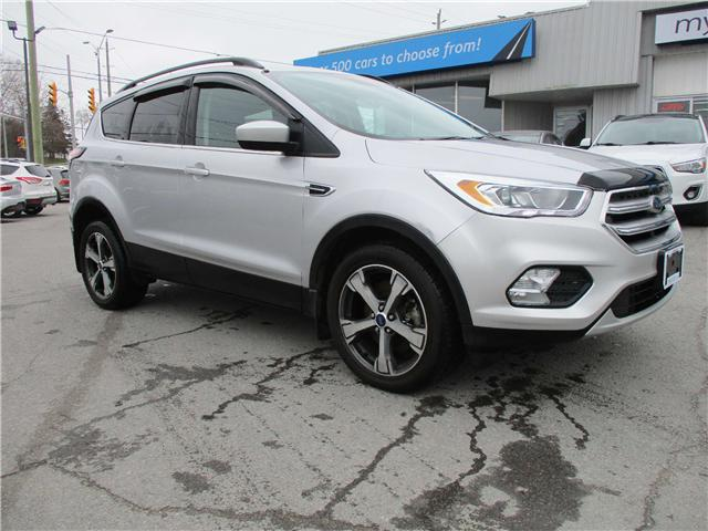 2017 Ford Escape SE (Stk: 190270) in Kingston - Image 1 of 13