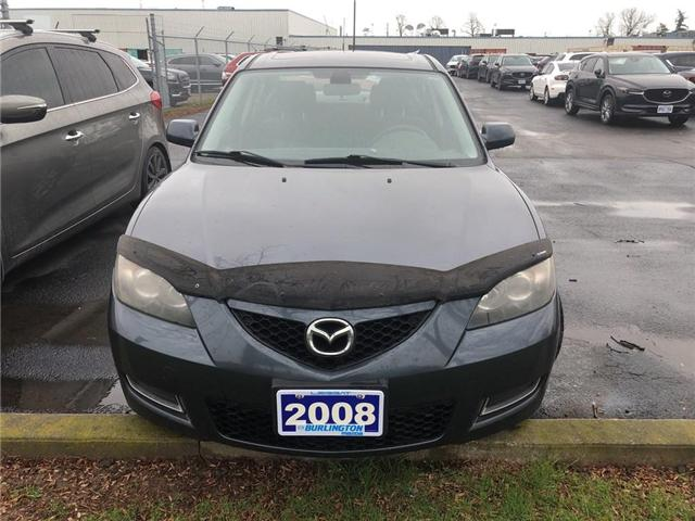 2008 Mazda Mazda3 GS LTD Avail (Stk: 196044A) in Burlington - Image 2 of 5