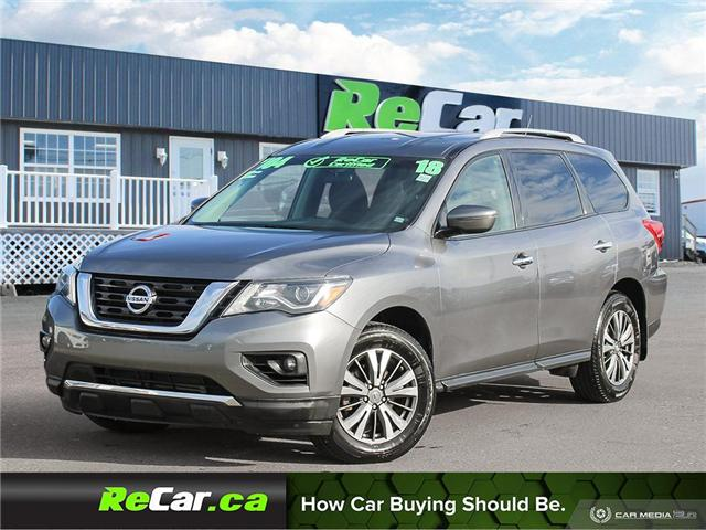 2018 Nissan Pathfinder SV Tech (Stk: 190312A) in Fredericton - Image 1 of 25