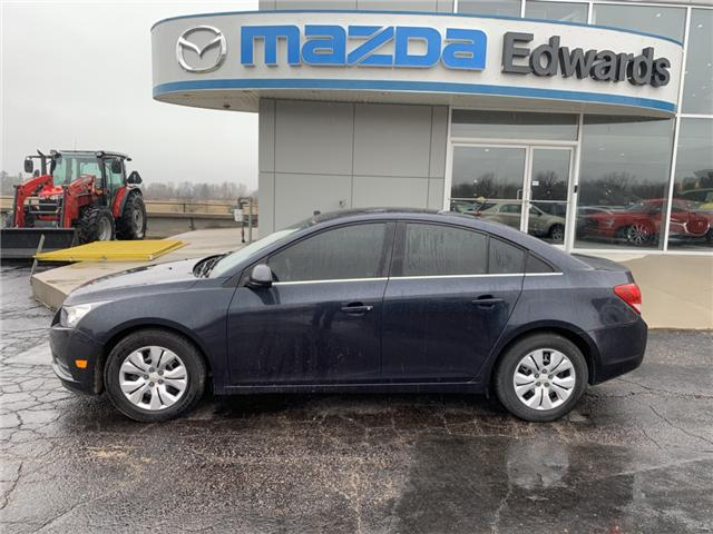 2014 Chevrolet Cruze 1LT (Stk: 21779) in Pembroke - Image 1 of 9