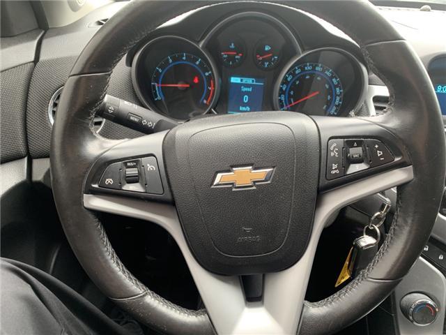 2014 Chevrolet Cruze 1LT (Stk: 21779) in Pembroke - Image 9 of 9