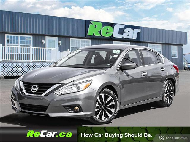 2018 Nissan Altima 2.5 SV (Stk: 190454A) in Saint John - Image 1 of 24