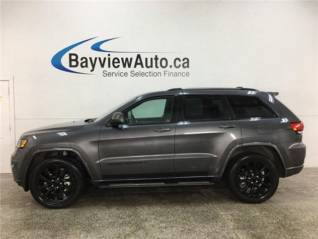 2018 Jeep Grand Cherokee Laredo (Stk: 34836W) in Belleville - Image 1 of 29