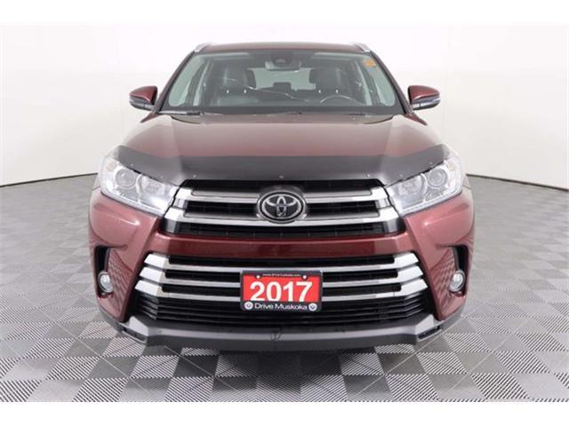 2017 Toyota Highlander XLE (Stk: 52445) in Huntsville - Image 2 of 34