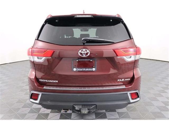 2017 Toyota Highlander XLE (Stk: 52445) in Huntsville - Image 9 of 34