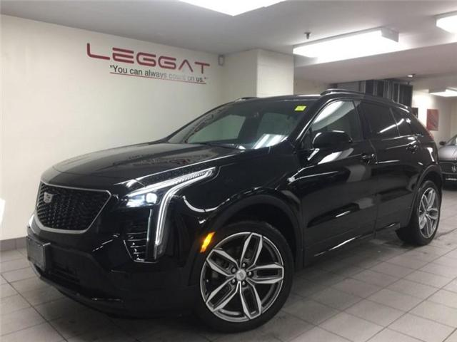 2019 Cadillac XT4 Sport (Stk: 99544) in Burlington - Image 1 of 6