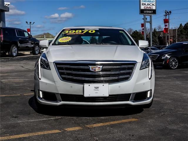 2018 Cadillac XTS Luxury (Stk: 5564PR) in Burlington - Image 2 of 28