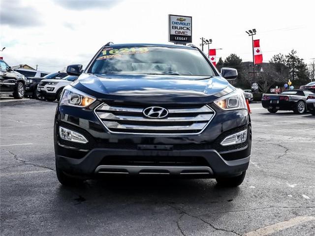 2014 Hyundai Santa Fe Sport 2.4 Luxury (Stk: 97541A) in Burlington - Image 2 of 25