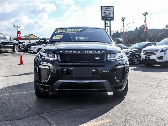 2017 Land Rover Range Rover Evoque HSE DYNAMIC (Stk: 99568A) in Burlington - Image 2 of 30