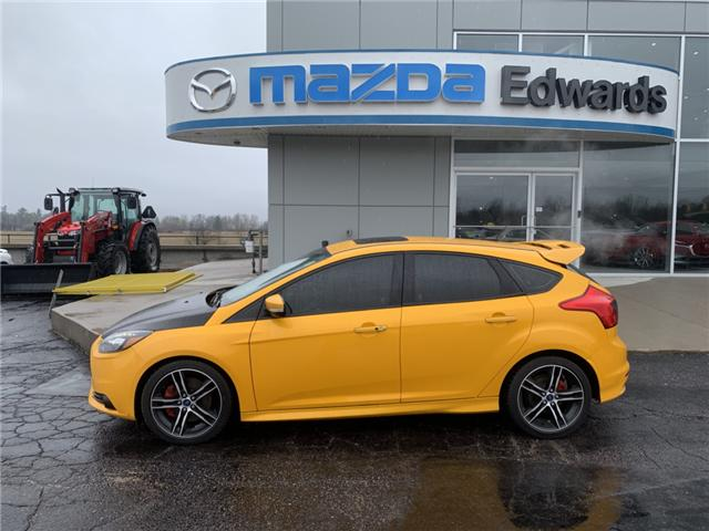 2013 Ford Focus ST Base (Stk: 21782) in Pembroke - Image 1 of 13