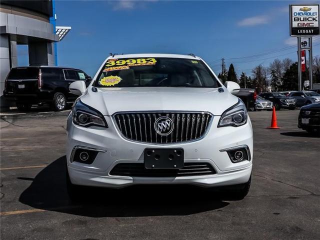 2018 Buick Envision Premium I (Stk: 5581K) in Burlington - Image 2 of 30