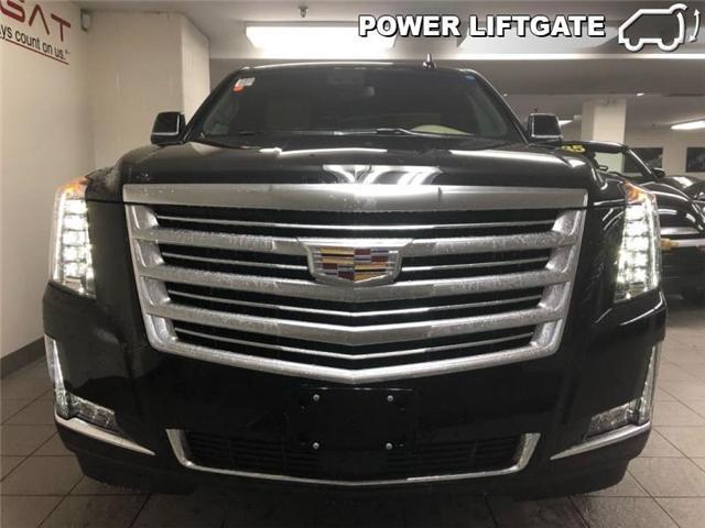 2019 Cadillac Escalade Platinum (Stk: 99611) in Burlington - Image 2 of 9