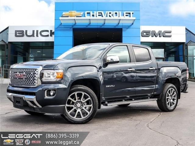 2019 GMC Canyon Denali (Stk: 5625P) in Burlington - Image 1 of 30