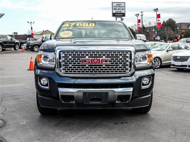2019 GMC Canyon Denali (Stk: 5625P) in Burlington - Image 2 of 30