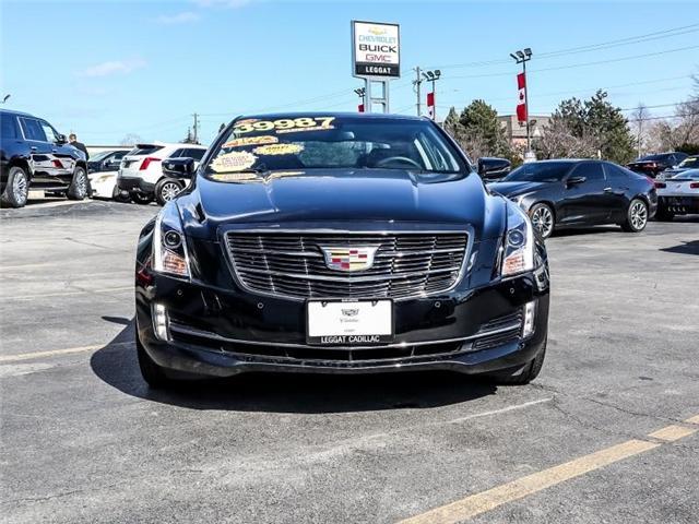 2017 Cadillac ATS 2.0L Turbo Luxury (Stk: 5632K) in Burlington - Image 2 of 26