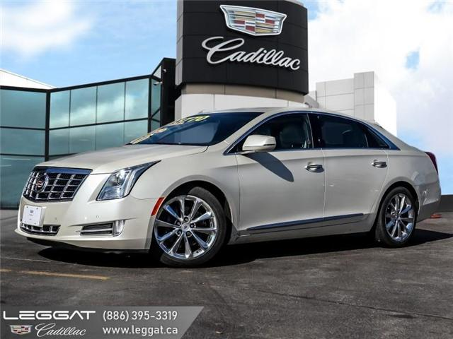 2013 Cadillac XTS Premium Collection (Stk: 5640K) in Burlington - Image 1 of 26