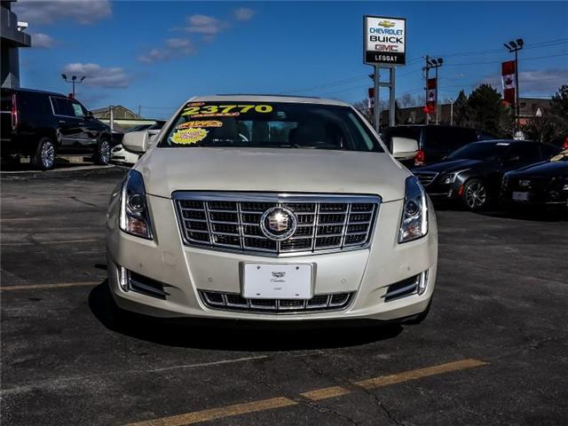 2013 Cadillac XTS Premium Collection (Stk: 5640K) in Burlington - Image 2 of 26