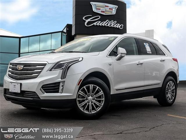 2017 Cadillac XT5 Luxury (Stk: 5645K) in Burlington - Image 1 of 26