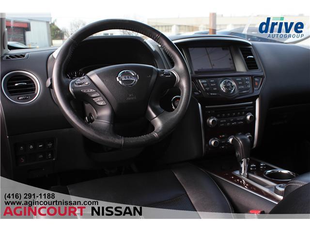 2016 Nissan Pathfinder Platinum (Stk: U12476) in Scarborough - Image 2 of 32