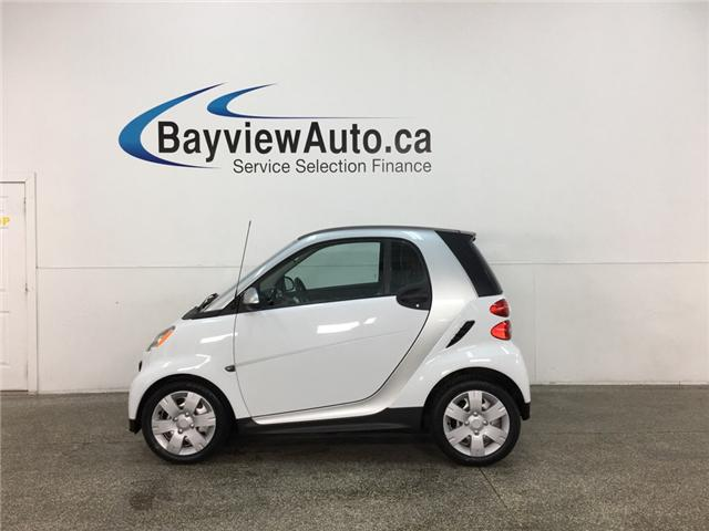 2015 Smart Fortwo Pure (Stk: 34760J) in Belleville - Image 1 of 21