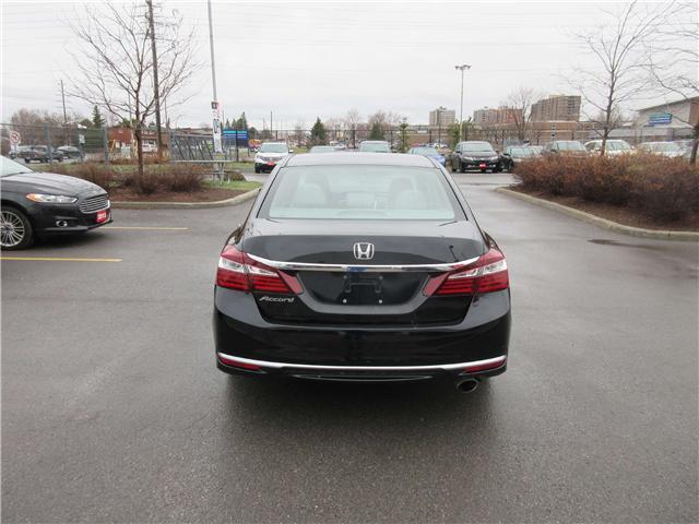 2017 Honda Accord LX (Stk: SS3435) in Ottawa - Image 3 of 14