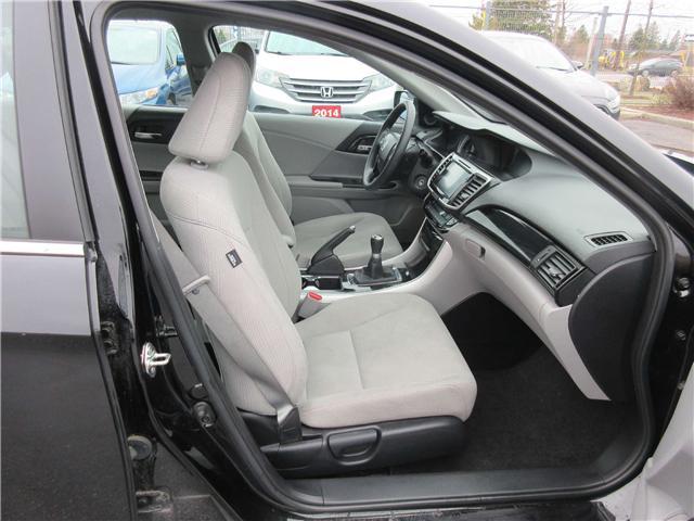 2017 Honda Accord LX (Stk: SS3435) in Ottawa - Image 9 of 14