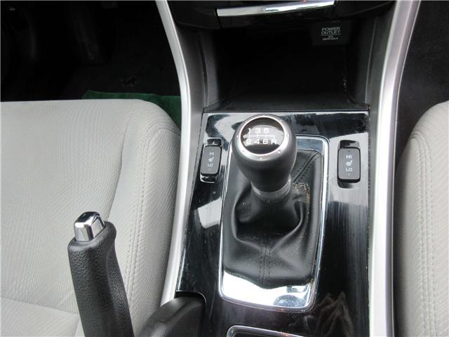 2017 Honda Accord LX (Stk: SS3435) in Ottawa - Image 10 of 14