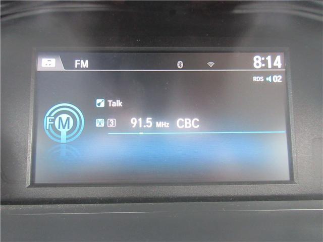 2017 Honda Accord LX (Stk: SS3435) in Ottawa - Image 13 of 14