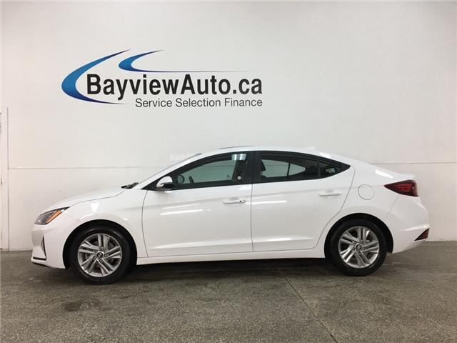 2019 Hyundai Elantra Preferred (Stk: 34780W) in Belleville - Image 1 of 25